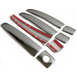 Stainless door handles for Toyota Land Cruiser KDJ 150