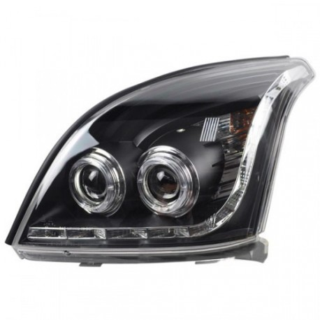Phares Angel eyes Toyota land cruiser KDJ 120 ou 125