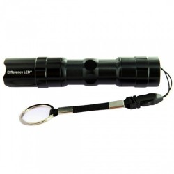 Lampe torche pocket 65 lumens LED CREE