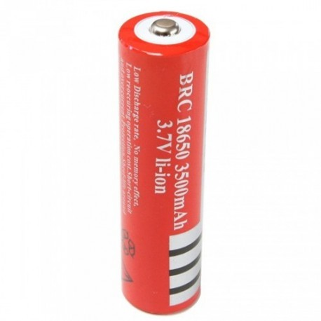 Batterie lithium ion rechargeable UltraFire 18650 - 3500mAh