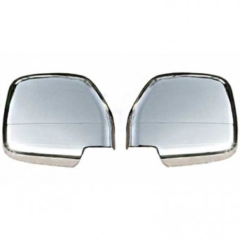 Mirror Chrome Covers Toyota Land Cruiser KDJ 90/95