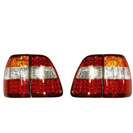 Feux arrière LED Toyota land cruiser HDJ100
