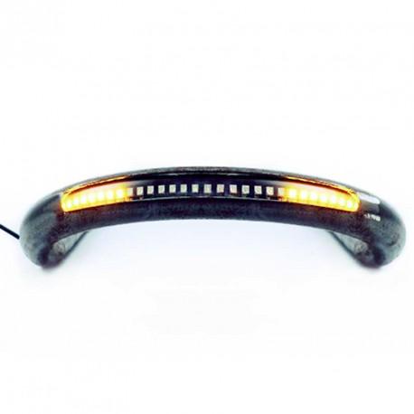 Ruban LED pour feux arrière moto