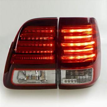Paire feux arrière LED pour Toyota land cruiser HDJ100 type Lexus