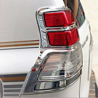 chrome door handles for Toyota Land Cruiser KDJ 120
