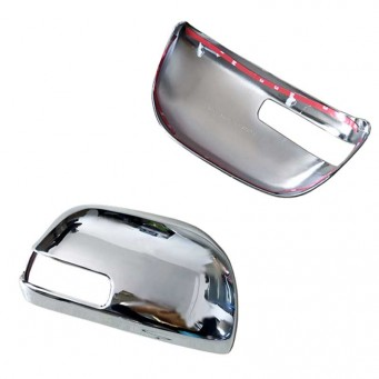 Chrome mirror covers Toyota Rav 4 Series 1