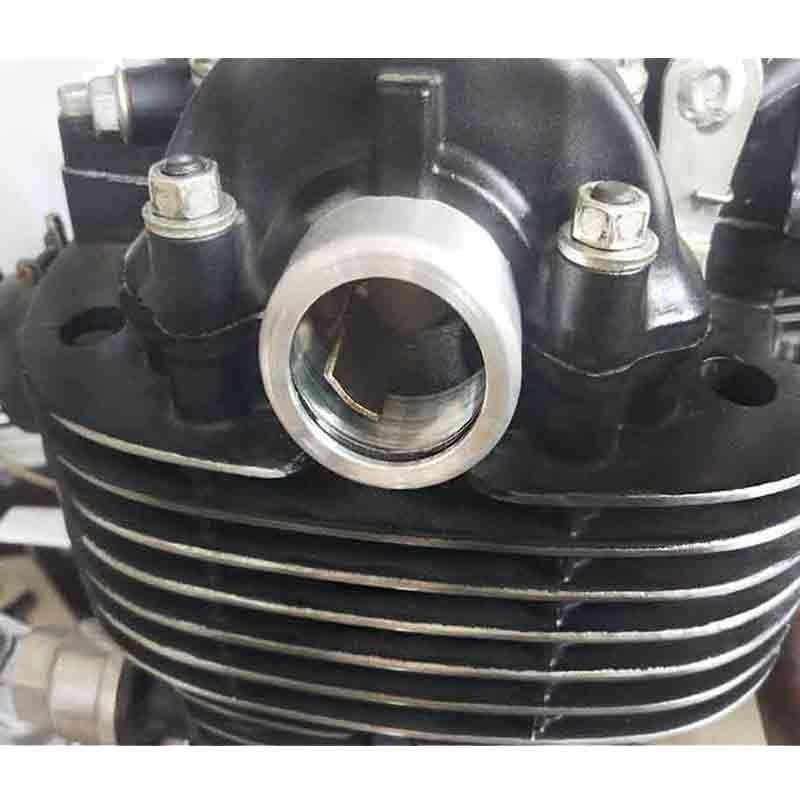 Yamaha moteur XT500 Cadre /& Couvre Boulon Pack