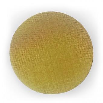 Pré-filtre pour cornet de carburateur en laiton filtre mesh 80 - diamètre 50mm